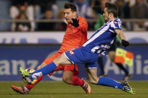 Deportivo ditaklukkan tim promosi Leganes 1-2