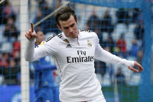 Penyerang Real Madrid Bale sukses jalani operasi pergelangan kaki