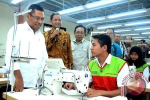 Kebutuhan tenaga kerja industri tekstil meningkat