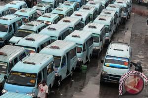 Tarif angkutan umum di Sukabumi turun Rp1.000
