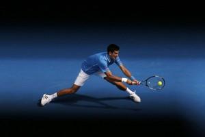 Djokovic kalahkan Chung di awal Australia Terbuka