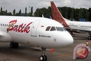 Batik Air layani penerbangan ke Kota Sorong