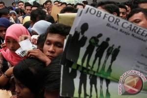 Bursa kerja di Banten sediakan 11.454 lowongan