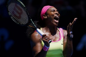 Serena Williams nyaris disingkirkan Heather Watson
