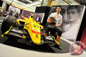 Sean dapat tantangan berat di GP2 Belgia