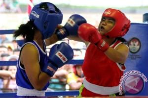 Dua petinju putri berlaga di Kejuaraan Asia