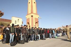Palang Merah Turki kirimkan bantuan untuk 10.000 pengungsi Mosul