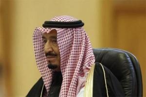 Raja Spanyol bertemu Raja Arab Saudi