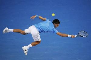Djokovic melaju ke 16 besar