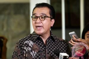 Tantowi Yahya: perlu kerja sama TNI dan Polri demi perangi terorisme