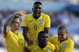 Brasil ke semifinal Piala Dunia U-20