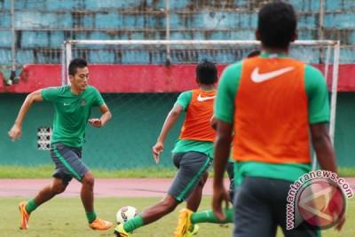 Timnas U-23 raih kemenangan perdana