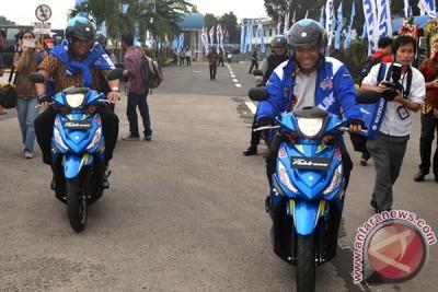 Ekspor Perdana Suzuki Address