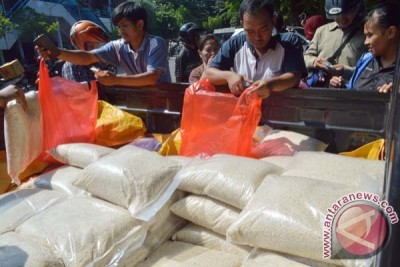Bulog: kenaikan harga beras disebabkan kekosongan stok
