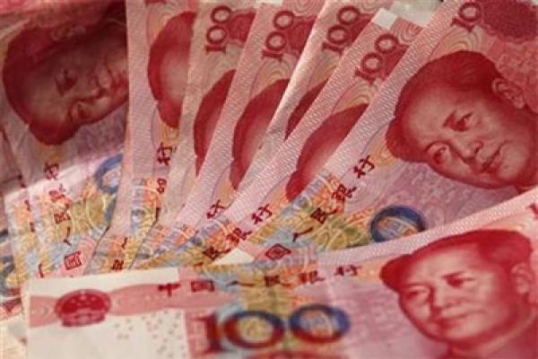 Yuan Tiongkok melemah jadi 6,5465 terhadap dolar AS