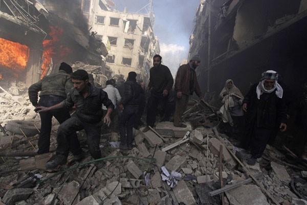 Suriah bersedia lakukan gencatan senjata untuk kemanusiaan