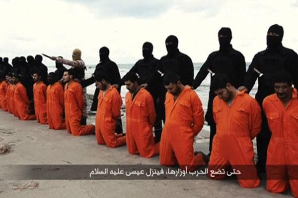 Mesir serang ISIS setelah 21 warganya dipenggal