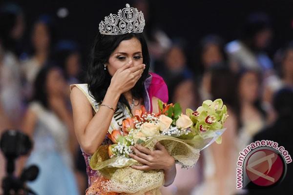 Wakil Indonesia di peringkat tiga Miss World 2015
