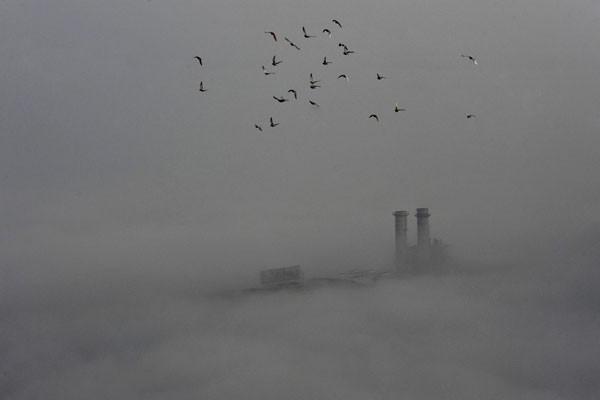 China Luncurkan Satelit Pelacak Karbon