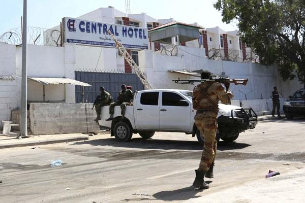Tentara Somalia dan Uni Afrika rebut benteng pemberontak Shebab