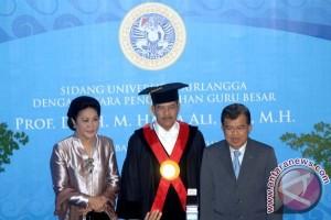 Indonesia masih kekurangan guru besar