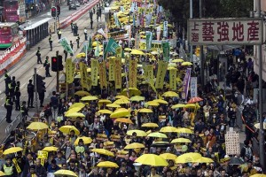 Many in Hong Kong look for the exit amid China tensions