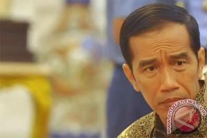Presiden Jokowi: Penanganan korupsi pengaruhi pertumbuhan ekonomi