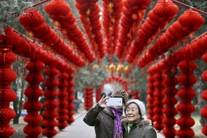 Warga Tiongkok mulai mudik untuk sambut Imlek