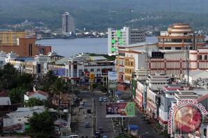 Kota Manado kebanjiran