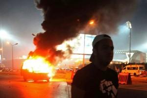22 tewas dalam kerusuhan sepak bola di Mesir