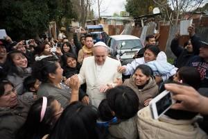 Paus Fransiskus kembali sambut pencari suaka dari Suriah