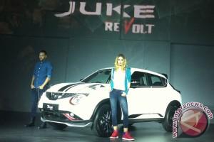 Nissan Juke baru berpenampilan beda