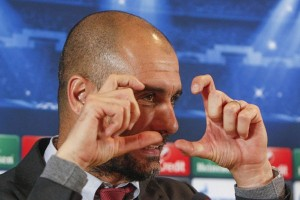 Guardiola mengaku ingin turunkan lagi Yaya Toure
