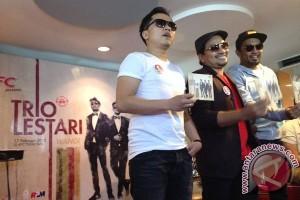 """Trio Lestari luncurkan album """"Wangi"""""""
