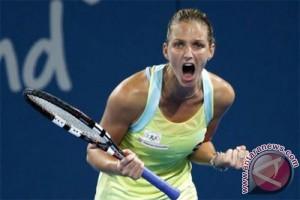 Pliskova kalahkan Kerber di final Cincinnatti