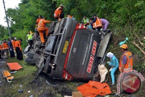 "Jasa Raharja jamin santunan korban bus ""Sang Engon"""