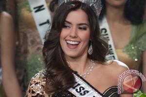 Miss Universe Paulina Vega puji makanan Indonesia