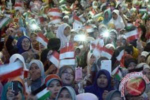 Jelang Konser Palestina