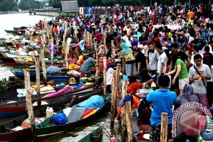 Banjarmasin to make rivers as home front