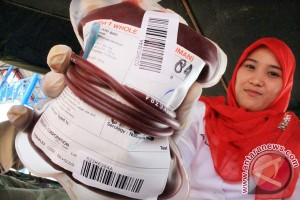 PMI Bengkulu kekurangan stok darah AB