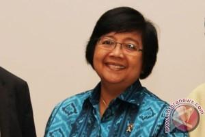 Menteri LHK buat lubang biopori di Bogor