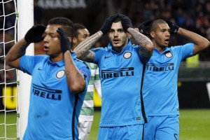 Inter Milan takluk 1-2 dari Lazio