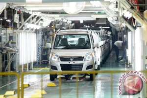 Industri otomotif siap produksi mobil global