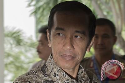 Presiden Jokowi suka nonton film komedi