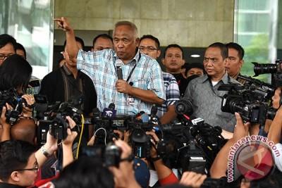 Plt Ketua KPK sambut aksi para pegawai