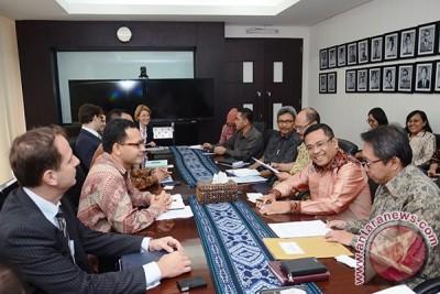 Pertemuan Menperin dengan EABA