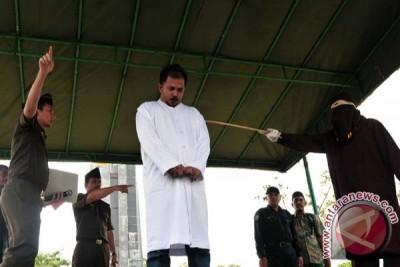 Eksekusi Pencambukan Aceh