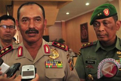 TNI/Polri buru pelaku tindak kekerasan bersenjata