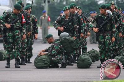 Satu batalyon reaksi cepat TNI siaga di Poso