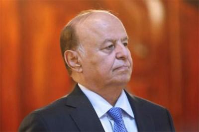 Presiden Yaman tiba di Mesir untuk KTT Liga Arab